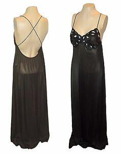 vintage-1970s-Nightie-Night-Gown-la-Femme-de-Vanity-Fair-Black-Eyelet-34