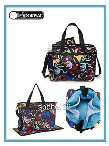 Image Is Loading Lesportsac Ryan Baby Diaper Bag Tote W Changing