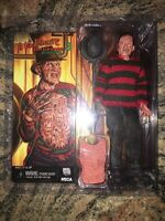 Neca A Nightmare On Elm Street 3 Dream Warrior Freddy Action Figure Clothed