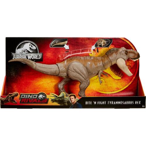 Jurassic World Bite /'n/' Fight Tyrannosaurus Rex