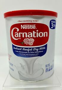 Nestle-Carnation-Instant-Nonfat-Dry-Milk-9-6oz-Canister-Exp-06-2021-Powder-Milk