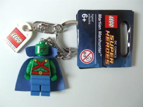 Lego Super heroes Martian Manhunter keyring 853456
