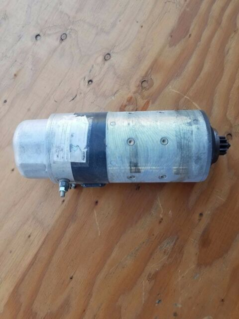 MTU 12v 396 Engine Starter No  0021511801