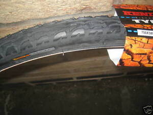Coyote Cycle Bike Tyres 700 x 38 Road Tread for Hybrid also tubes available