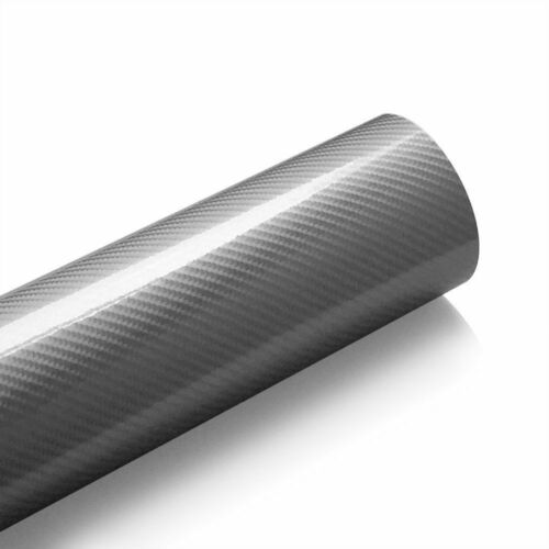5D High Glossy Carbon Fiber Vinyl Film 40CMx200CM Car Styling Accessories