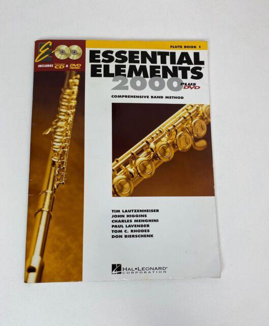 Essential Elements 2000 Flute Book 1 Pdf