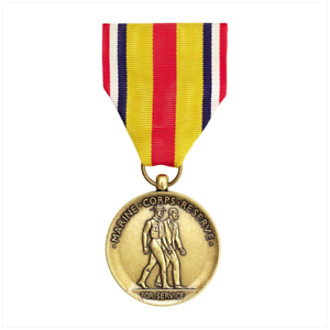 SELECTIVE MARINE CORPS RESERVE Vanguard FULL SIZE MEDAL