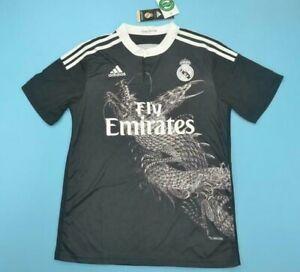 Camiseta Retro Madrid 2015 Dragón ReplicaTallas desde S a XL
