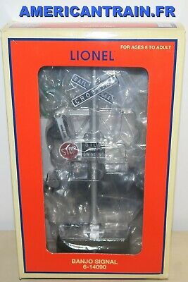 Sportivo Banjo Signal 6-14090 échelle O Lionel