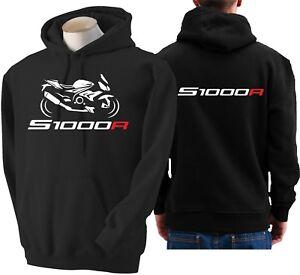 para Suᄄᆭter S1000r Bmw Sudadera con capucha Sudadera Sudadera con 1000 capucha R moto S Moto EqfPI6nw4