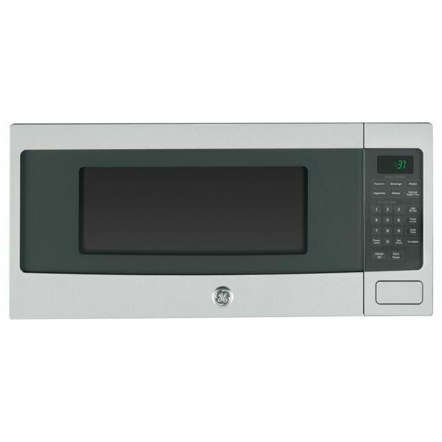 GE Profile PEM31SFSS Stainless Steel Countertop Microwave Ov