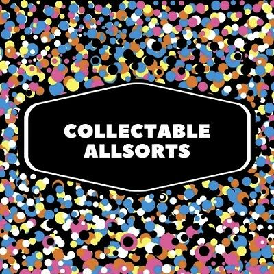 Collectible Allsorts