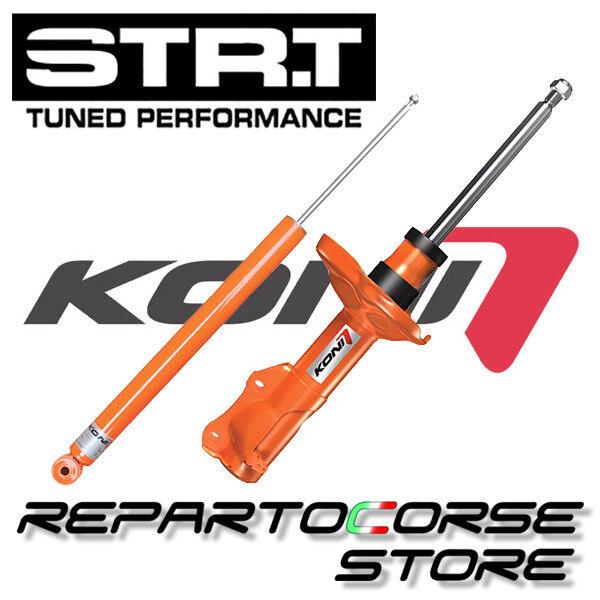 4 Stoßdämpfer Sport KONI STR.T STREET x VOLKSWAGEN SCIROCCO 3 1.4TSI - Set