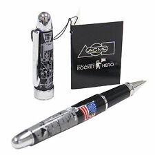 ACME Studio Rocket Hero 1969 Limited Edition Buzz Aldrin Pen ~ Brand New!