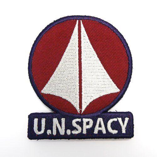 The Super Dimension Fortress Macross U.N.Spacy Wappen Patch