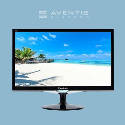 LOT OF 5 ViewSonic VX2452MH 1920 x 1080 LED Baklight LCD Monitor VGA//DVI//HDMI ;
