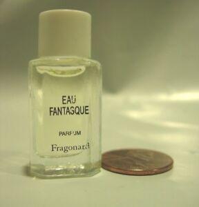 Womens Fragonard Eau Fantasque Perfume Parfum 2 Ml Vanity Bottle