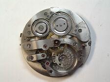 Antique Large 21 L Swiss Made  Pocket Watch Movement   M-232