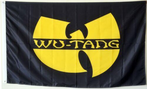 Wu-Tang Clan Banner Flag 3X5 Feet Man cave