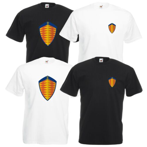 Koenigsegg T-Shirt Swedish Super Car Enthusiast VARIOUS SIZES /& COLOURS