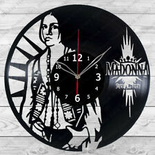 Details about  /LED Vinyl Clock Jimmy Buffett LED Wall Decor Clock Original Gift 4586