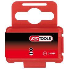 KS /_ TOOLS 1//4 Bits TX t20 5er Pack 911,2319 25 mm