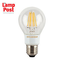 Sylvania 0027134 - 7 Watt 7W LED Filament Style Dimmable Light Bulb Lamp ES