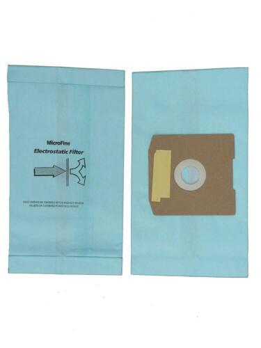 Riccar 1500 Simplicity Type H Vacuum Bags by EnviroCare 6PK