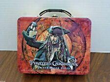 Pirates of the Caribbean on Stranger Tides Tin box - lunchbox