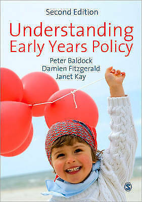 Understanding Early Years Policy-ExLibrary