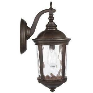 Exterior Wall Sconce Lantern : Large 20