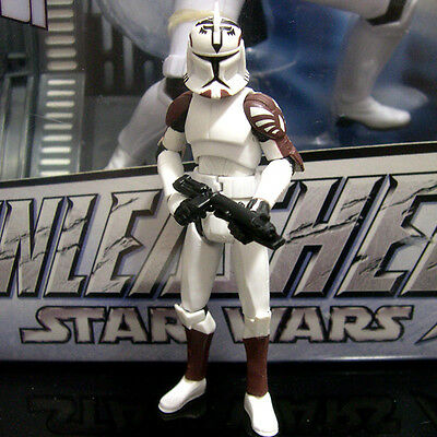 STAR WARS the clone wars CLONE TROOPER wolfpack CW21