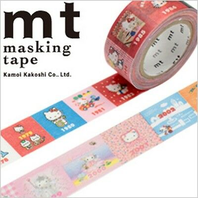 MT Washi Masking Deco Tape SANRIO Hello Kitty