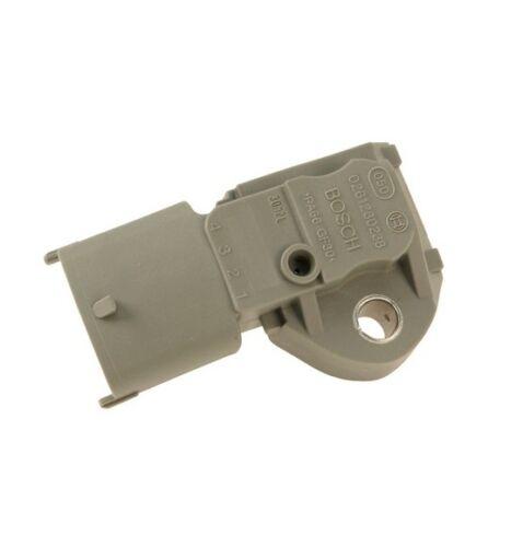 For Volvo xc90 xc70 xc60 v70 v50 s80 s60 Fuel Pressure Sensor on Fuel Rail Bosch