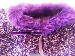 9b8c7323be0 Details about American Girl Bitty Baby Set Pretty Plum Skirt Set NIB Brand  New