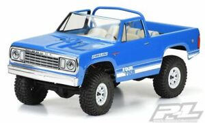 Details about Proline Racing Dodge Ramcharger 1977 Clear Body :12 3