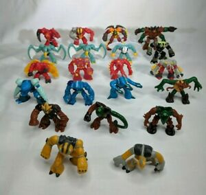 Lot-of-21-Gormiti-Invincible-Lords-of-Nature-1-5-034-2-5-034-Action-Figures-Giochi