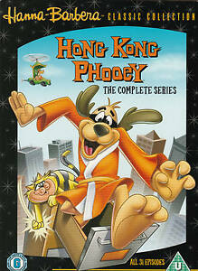 Hong-Kong-Phooey-Complete-Set-BRAND-NEW-BUT-UNSEALED-Region-2-2-DVD-Set