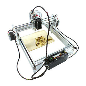 500mw usb laser engraver engraving cutting machine printer diy unassembled set ebay. Black Bedroom Furniture Sets. Home Design Ideas