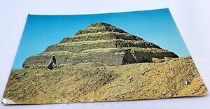 VINTAGE-POST-CARD-EGYPT-SPHINX-CAIRO
