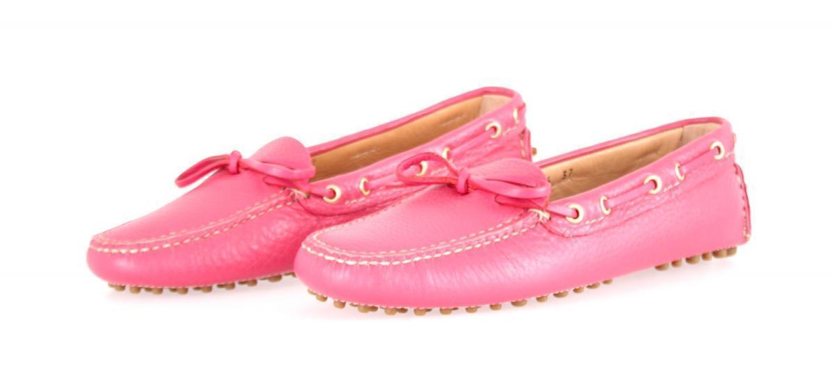 Lujo car zapatos mocasines zapatos loafer kdd006, rosadodo rosadodo rosadodo nuevo New 40 40,5 UK 7  Entrega gratuita y rápida disponible.