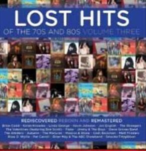 LOST-HITS-OF-THE-70-039-s-80-039-s-CD-JON-ENGLISH-FLAKE-KEVIN-JOHNSON-BRIAN-CADD-NEW