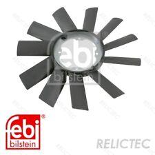 Radiator Fan fits BMW 323 E46 2.5 98 to 00 Cooling 11521712058 Febi Quality New