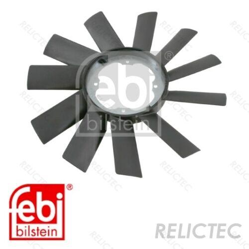 Radiator Fan Wheel Blade Cooling BMW:E36,E30,E28,E39,E34,E24,3,5,6,Z3,Z1