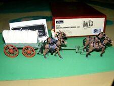 W. Britain  Amerikan. Bürgerkrieg Federal Ordnance Wagon 1863,ACW,Britains,17571