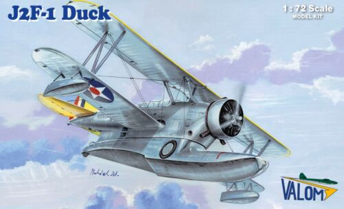 VALOM 1//72 VALOM 1//72 Grumman J2F-1 Duck plastic kit