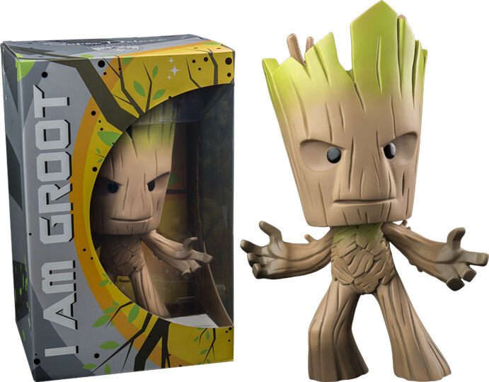GUARDIANS OF THE GALAXY - Groot 12  Super Deluxe Vinyl Figure (Funko)  NEW