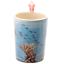thumbnail 24 - Animal Shaped Handle Ceramic Mug Tea Coffee Cup Novelty Gift Jungle Tropical