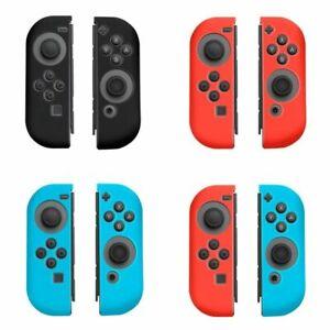 Insten Silicone Cover Skins Antislip Case for Nintendo Switch Joy-Con Controller