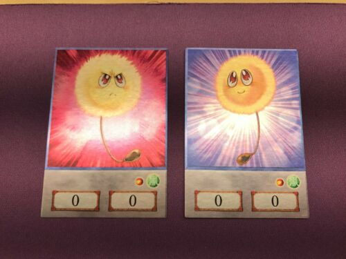 Dandylion Fluff Custom Tokens Orica ENGLISH Anime 4Kids Yugioh FULL HOLO
